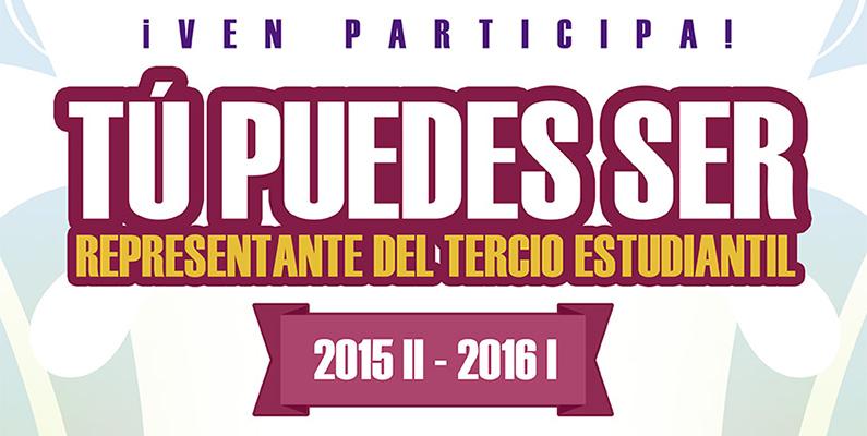 Elecciones Del Tercio Estudiantil: Abiertas Las Inscripciones Para Miembros De Listas