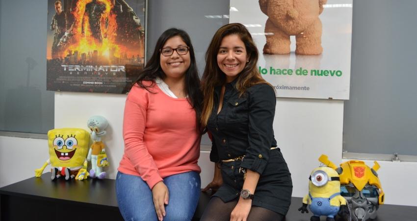 Estudiantes Del Taller De Publicidad Asesoraron A  United International Pictures