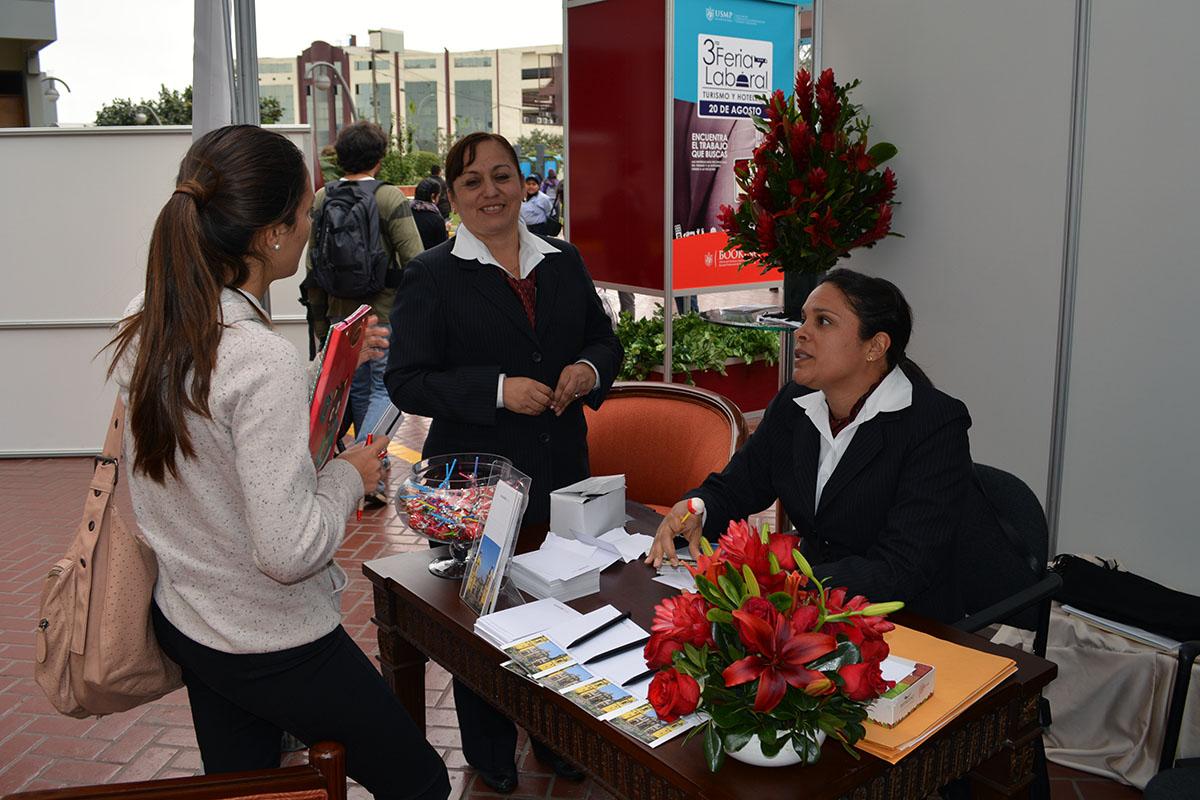 3a Feria Laboral De Turismo Y Hotelería De La USMP