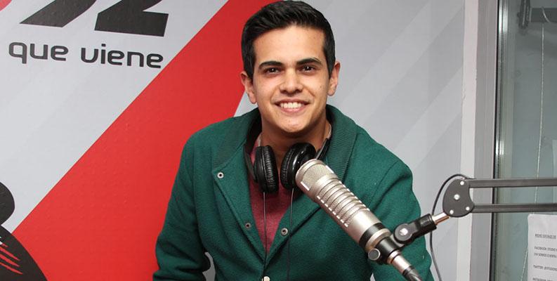 Protegido: Luciano, De Las Aulas A La Radio