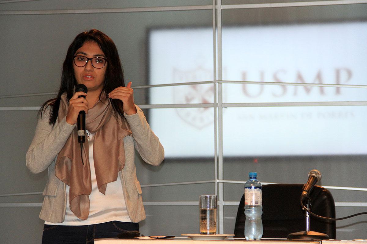 """Maru Tamayo En La Conferencia """"Digitalizando Mentes"""""""