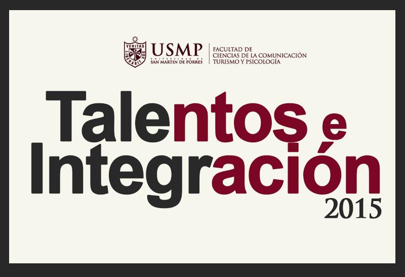 Talentos E Integración 2015