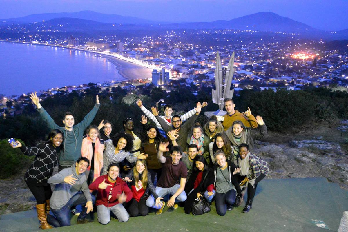 Alumnos De La FCCTP En El Extranjero 2015 – II