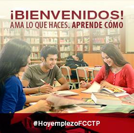 Inicia El Semestre 2016-I En La FCCTP