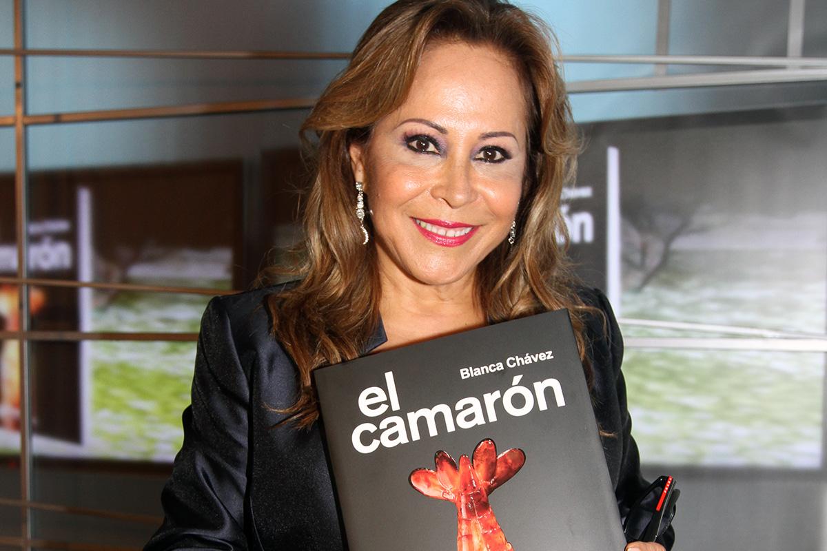 Presentación Del Libro El Camarón De Blanca Chávez