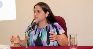 Leyla Perea, Jefa del Voluntariado Corporativo de Telefónica del Perú.
