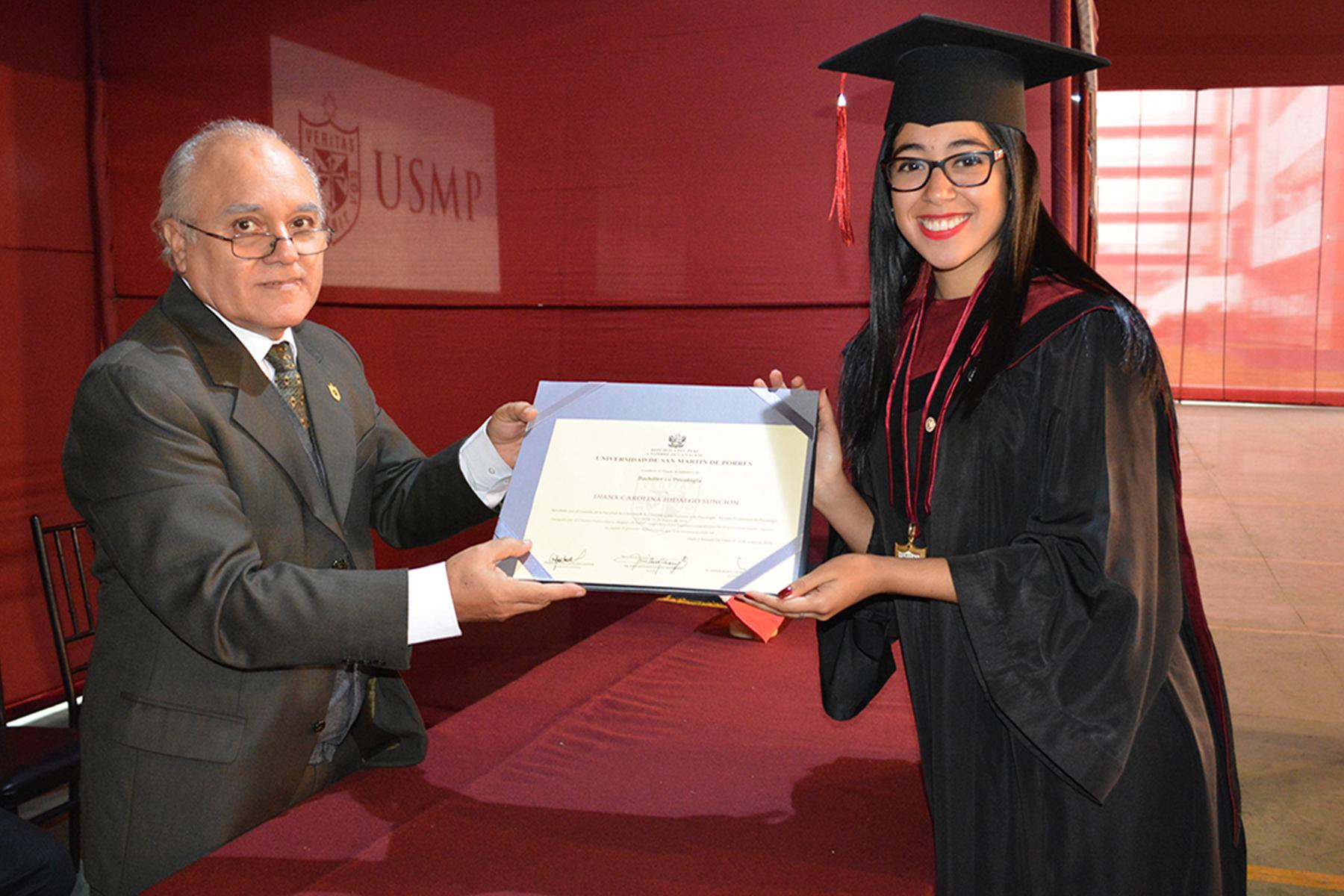 Ceremonia De Graduación FCCTP