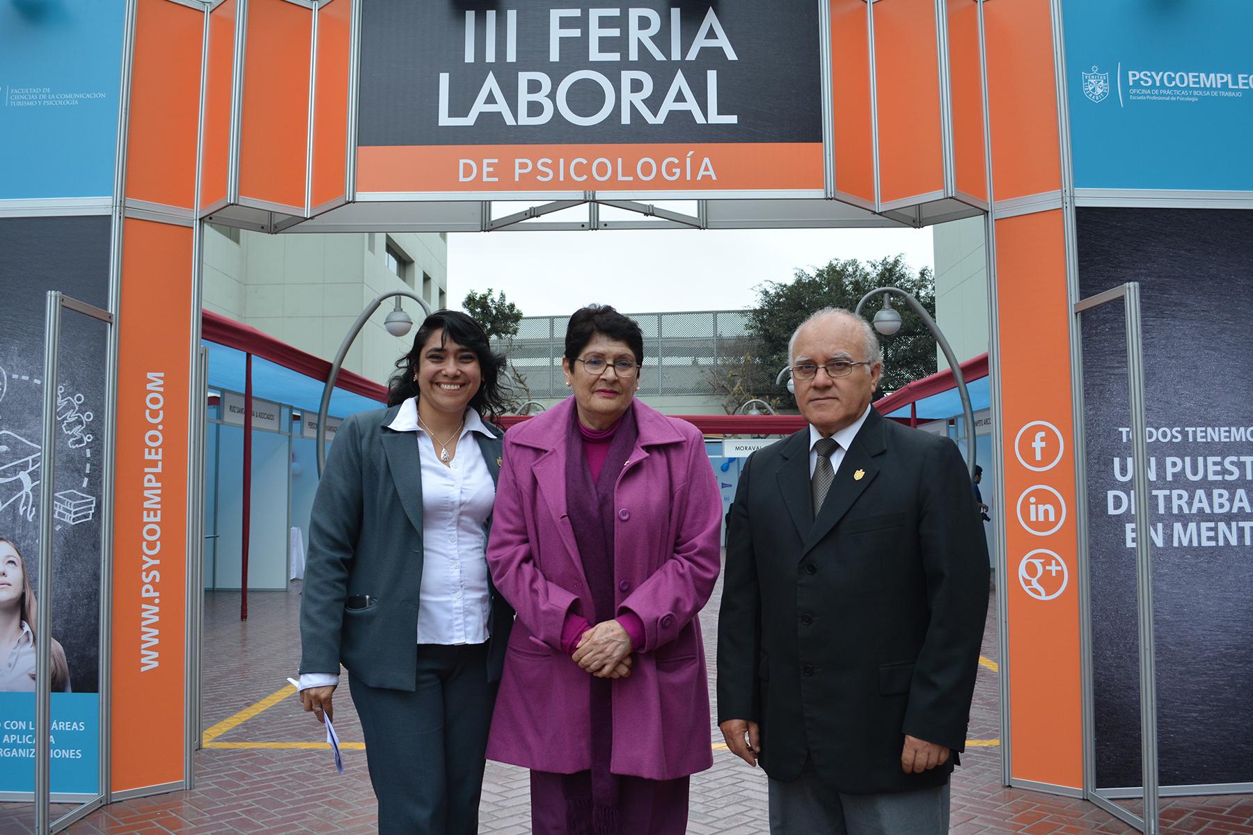 III Feria Laboral De Psicología Organizada Por PSYCOEMPLEO De La USMP