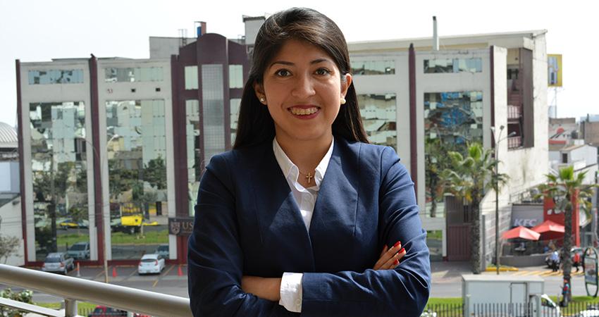 Lisseth Morales, Estudiante De La FCCTP, Fue La Encargada De Asuntos Corporativos Y Sustentabilidad De La Multinacional Brasilera.