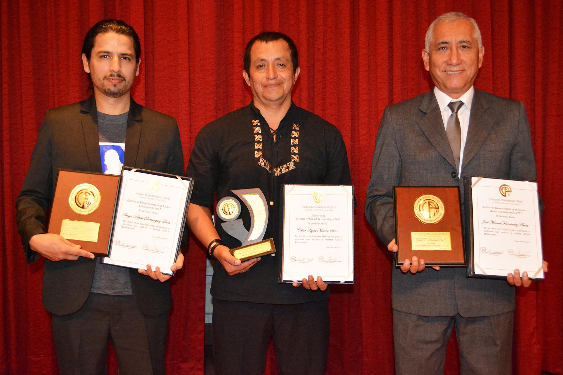 Conoce A Los Investigadores Reconocidos Por El Colegio De Psicólogos Del Perú
