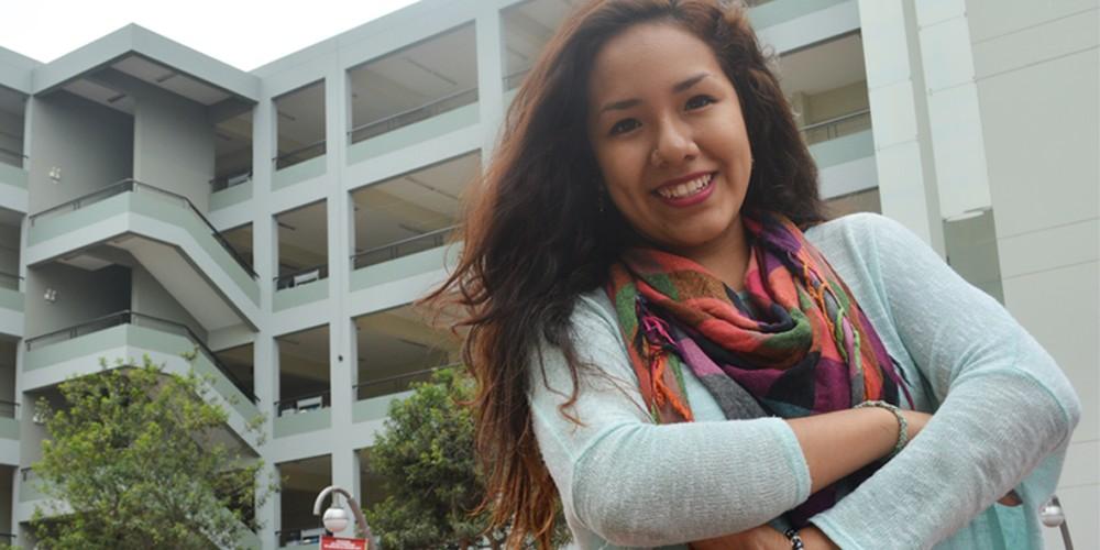 Rita Milla Afirma Que Participar En El Programa De Intercambio Académico Consolidará Su Formación Profesional