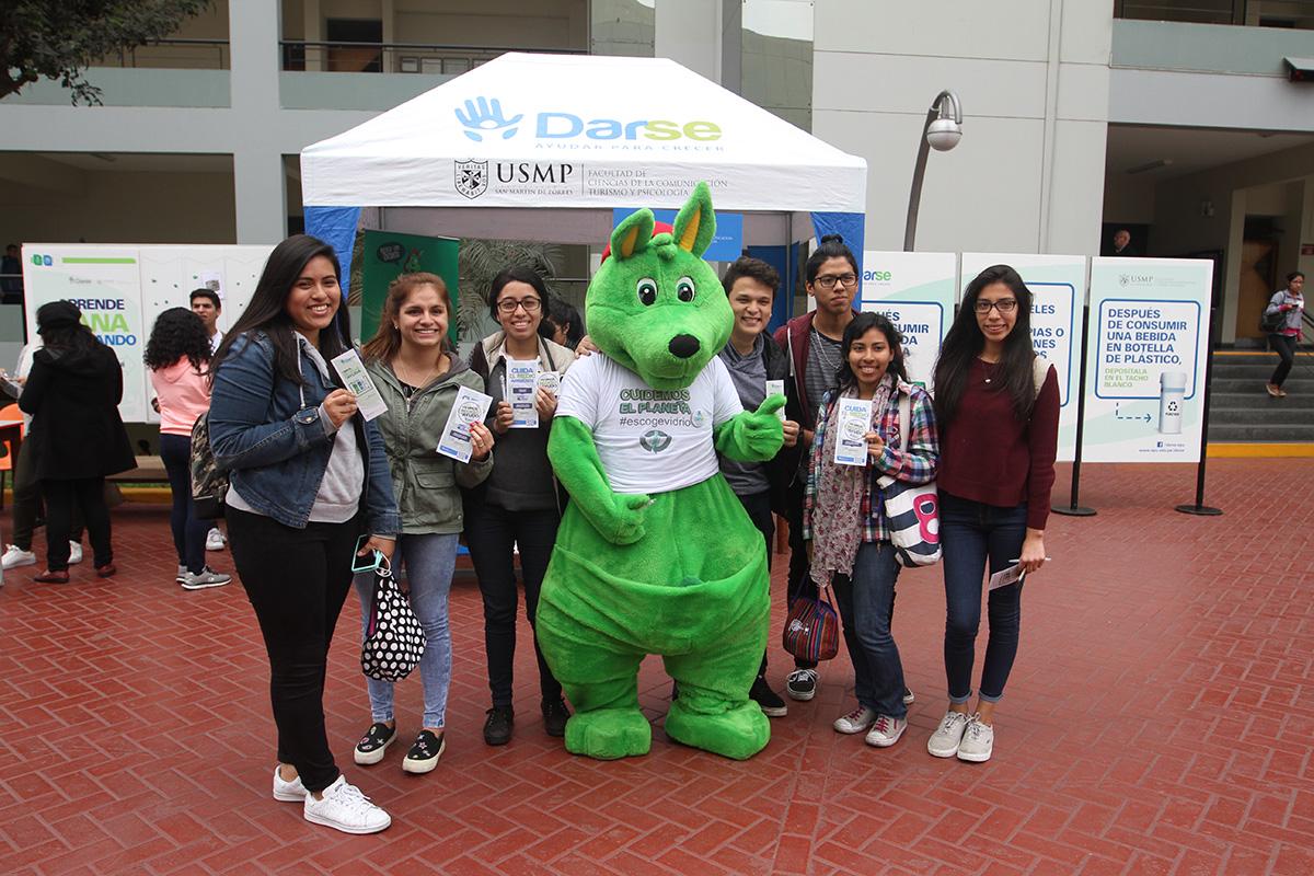 DARSE OVIDRO Ubica Recicla Y Ayuda En FCCTP USMP Agosto 2017 – 161
