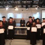 Primera Promoción Del IACG Participó De Emotiva Ceremonia De Graduación