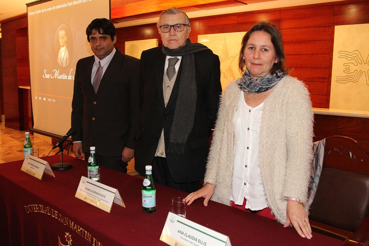 USMP Fue Sede Del Primer Concurso Sudamericano De Aceites De Oliva Virgen Extra 2017