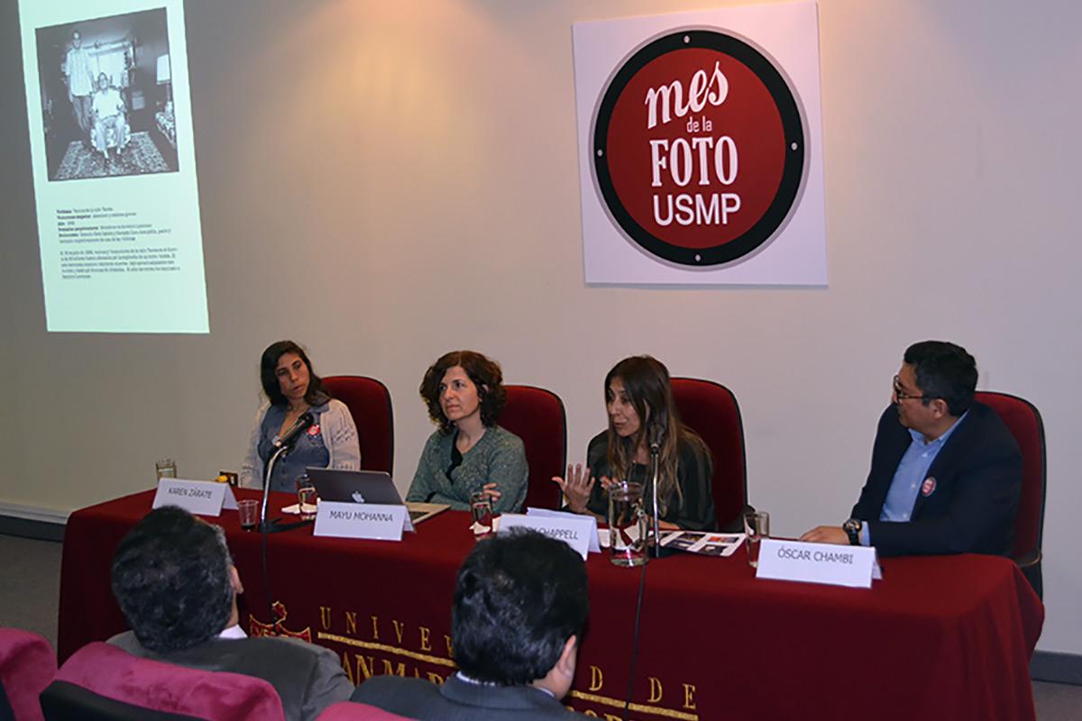 Mujeres Fotoperiodistas En La FCCTP