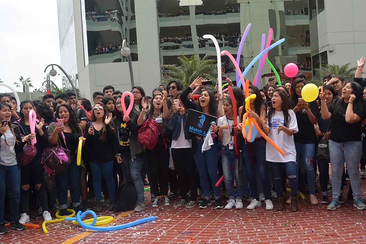 Semana De Integración: Escuela Profesional De Ciencias De La Comunicación