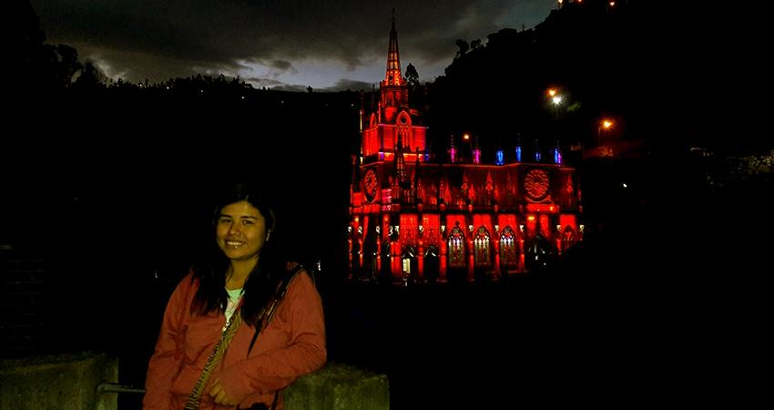 Sol Fajardo Vivió Enriquecedora Experiencia En La Universidad De Medellín