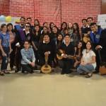 Programa De Intercambio Académico Organizó Bienvenida Para Alumnas Extranjeras
