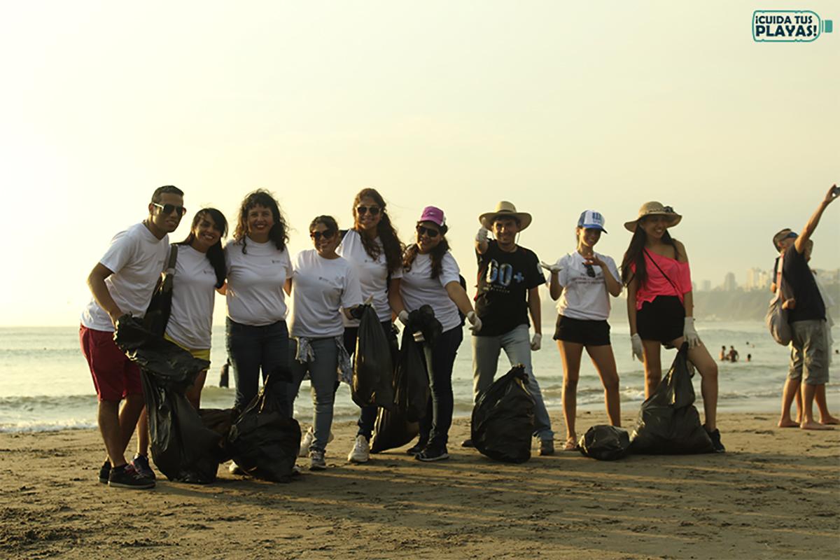FCCTP Promovió La Limpieza De Las Playas Durante El Verano