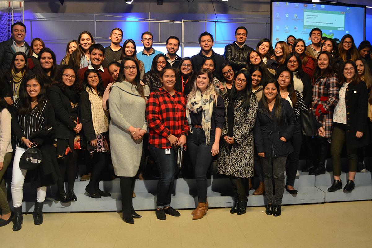 Backus Presenta Programa De Entrenamiento A Alumnos De La FCCTP