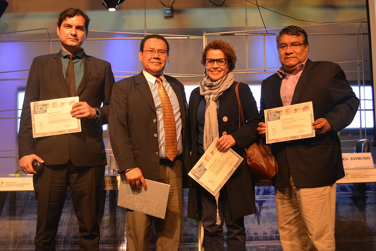 Destacados Periodistas Dieron Cátedra En La FCCTP