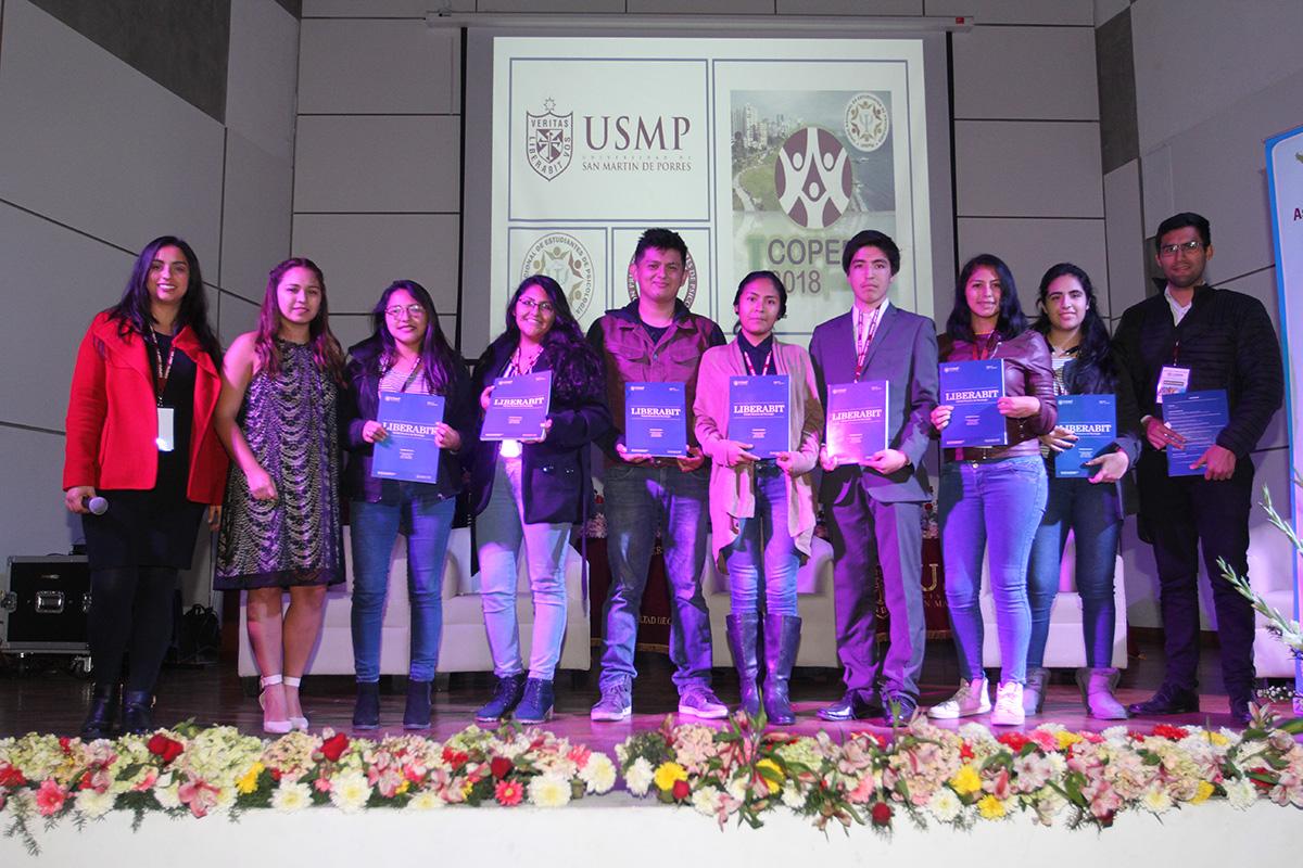 USMP Fue Sede Del Primer Congreso Peruano De Estudiantes De Psicología