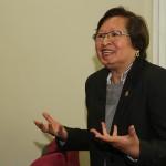 Cecilia Castillo Profundizó En La Importancia Del Turismo Religioso Como Eje Para El Desarrollo Nacional