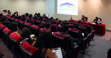 Funcionarios De Prestigiosas Empresas Participaron En Conferencias De Alumnos De Los Talleres De Relaciones Públicas