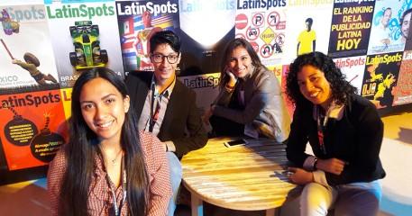 Estudiantes Del Taller De Publicidad De La USMP Participaron En El Festival El Ojo De Iberoamérica 2016