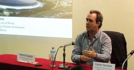 Conversatorio Sobre Los Panamericanos Lima 2019 Se Organizó En La FCCTP