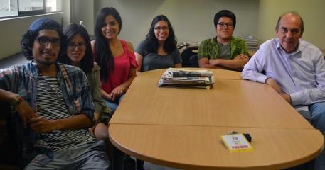 Alumnos De Redacción Y Redaccionline Comparten Su Experiencia En La Cobertura De La Visita Papal