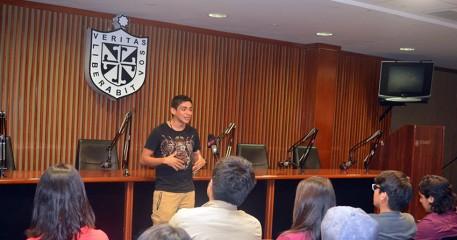 Emanuel Soriano Visita La FCCTP