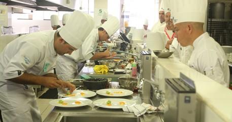 FCCTP Fue Sede Del Campeonato Culinario Jatun Chef Perú 2018